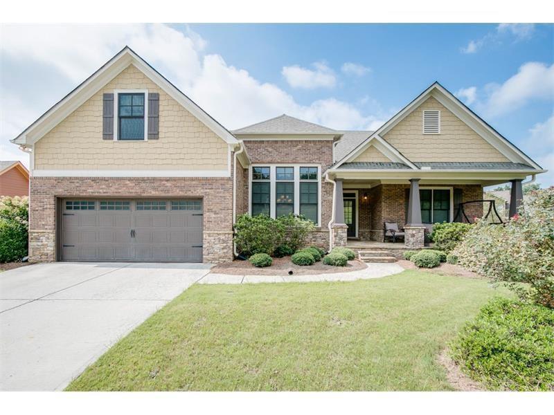 3313 Perimeter Circle, Buford, GA 30519 (MLS #5741249) :: North Atlanta Home Team