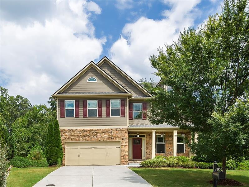 1555 Riva Ridge, Suwanee, GA 30024 (MLS #5741442) :: North Atlanta Home Team