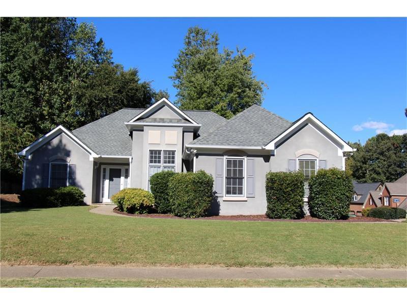 809 Honey Springs Drive, Woodstock, GA 30189 (MLS #5741567) :: North Atlanta Home Team
