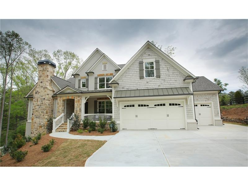 435 Buckfield Lane, Milton, GA 30004 (MLS #5741660) :: North Atlanta Home Team