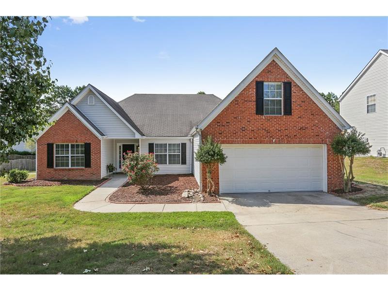 3349 Hillside Links Drive, Snellville, GA 30039 (MLS #5741722) :: North Atlanta Home Team