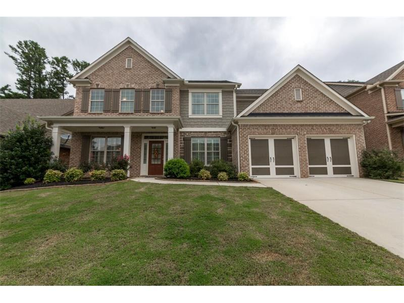 3321 Lake Mcginnis Drive, Suwanee, GA 30024 (MLS #5742058) :: North Atlanta Home Team