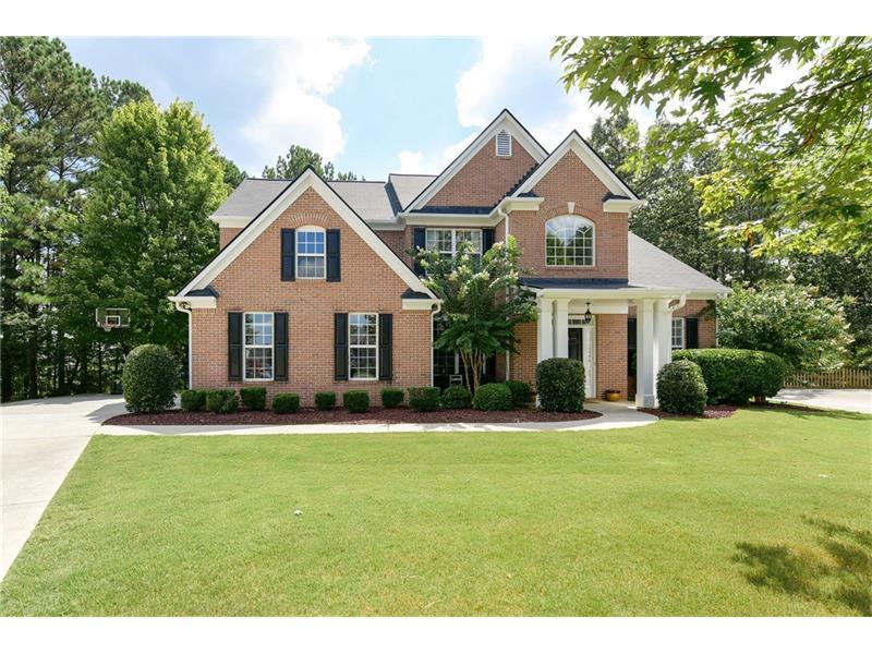 6050 Gentlewind Court, Powder Springs, GA 30127 (MLS #5742107) :: North Atlanta Home Team