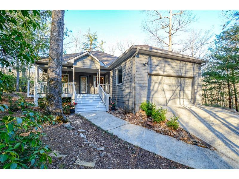 45 Buckeye Trail, Jasper, GA 30143 (MLS #5742279) :: North Atlanta Home Team