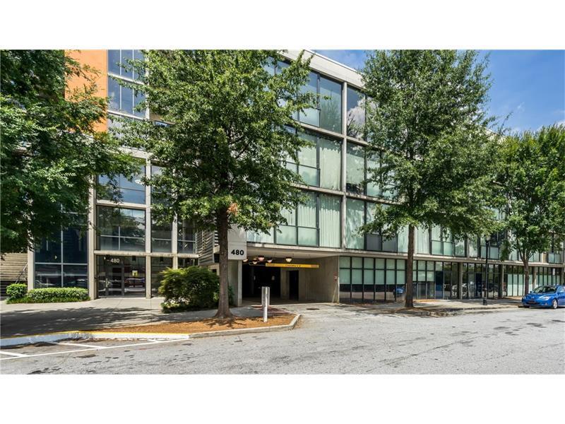 480 John Wesley Dobbs Avenue NE #603, Atlanta, GA 30312 (MLS #5742280) :: North Atlanta Home Team