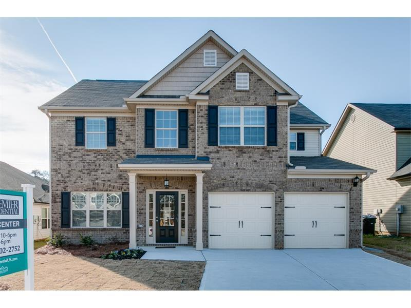 4127 Village Crossing Circle, Ellenwood, GA 30294 (MLS #5742383) :: North Atlanta Home Team