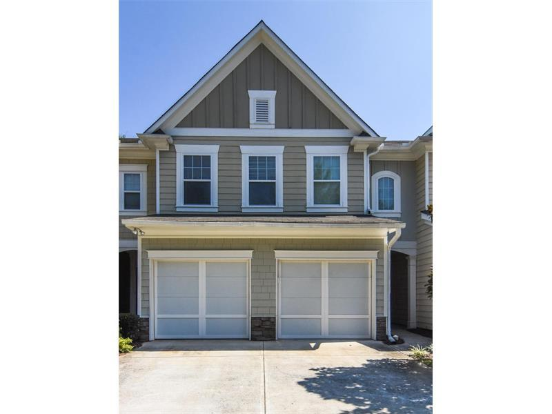 1895 Ellison Lakes Court #19, Kennesaw, GA 30152 (MLS #5742540) :: North Atlanta Home Team