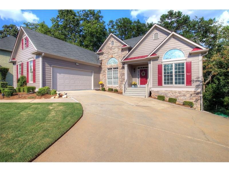 1350 Chester Harris Drive, Dallas, GA 30132 (MLS #5742543) :: North Atlanta Home Team