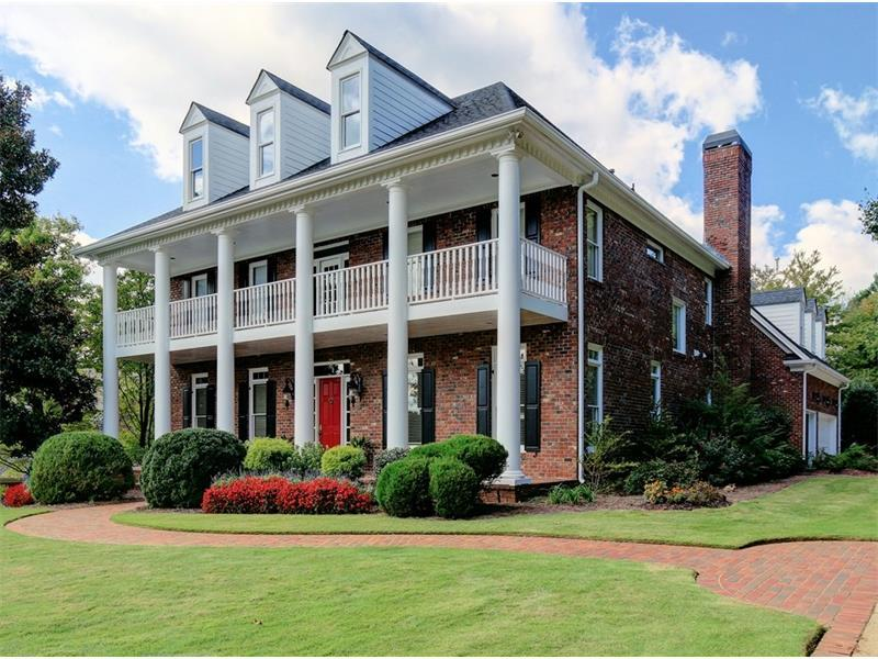 1066 Woodruff Plantation Parkway SE, Marietta, GA 30067 (MLS #5742570) :: North Atlanta Home Team