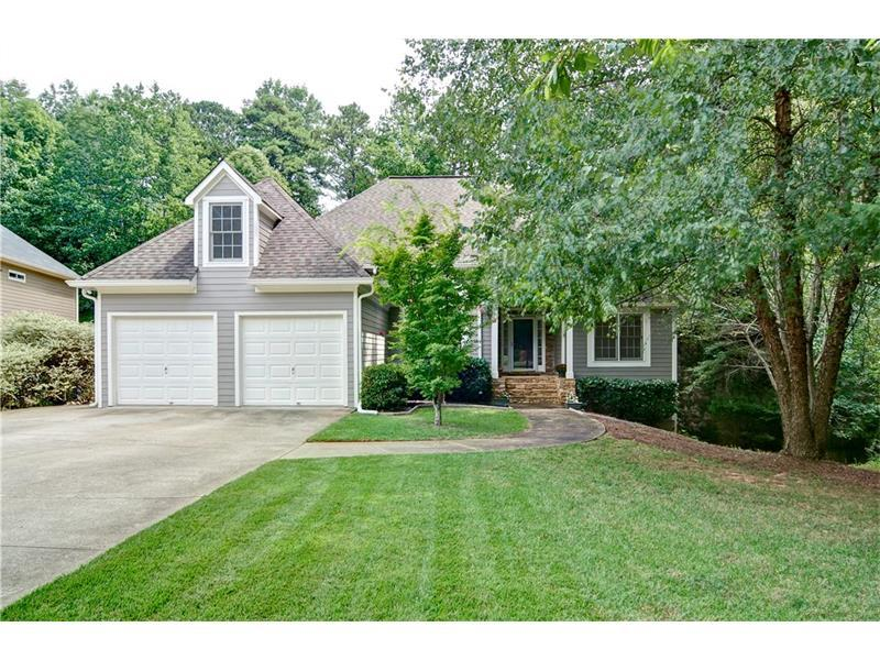 4208 Wildflower Pond NW, Acworth, GA 30101 (MLS #5742572) :: North Atlanta Home Team