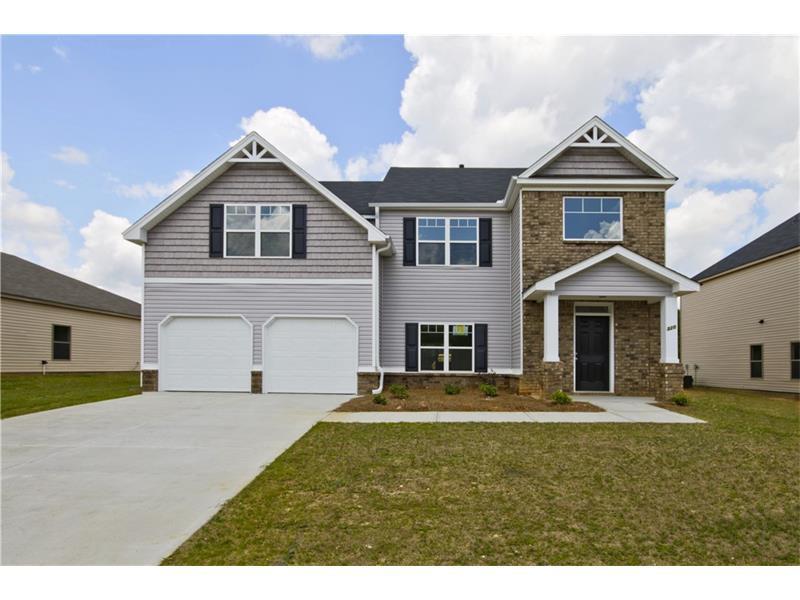 5497 Stone Cutter Drive, Lithonia, GA 30038 (MLS #5742713) :: North Atlanta Home Team