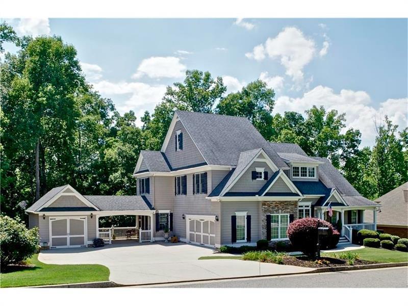 215 Libby Lane, Canton, GA 30115 (MLS #5742873) :: North Atlanta Home Team