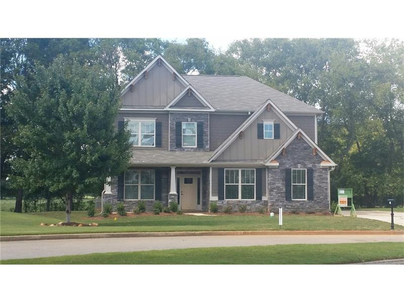 16 Stately Oaks Drive SE, Cartersville, GA 30120 (MLS #5742874) :: North Atlanta Home Team