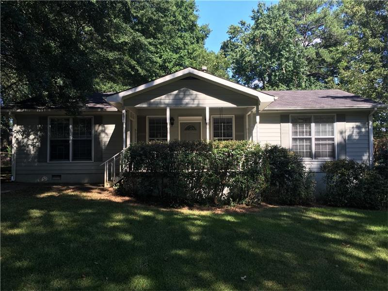 2631 Brown Circle SE, Smyrna, GA 30080 (MLS #5742946) :: North Atlanta Home Team