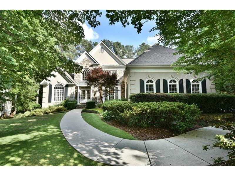115 Newport Green, Alpharetta, GA 30005 (MLS #5743173) :: North Atlanta Home Team