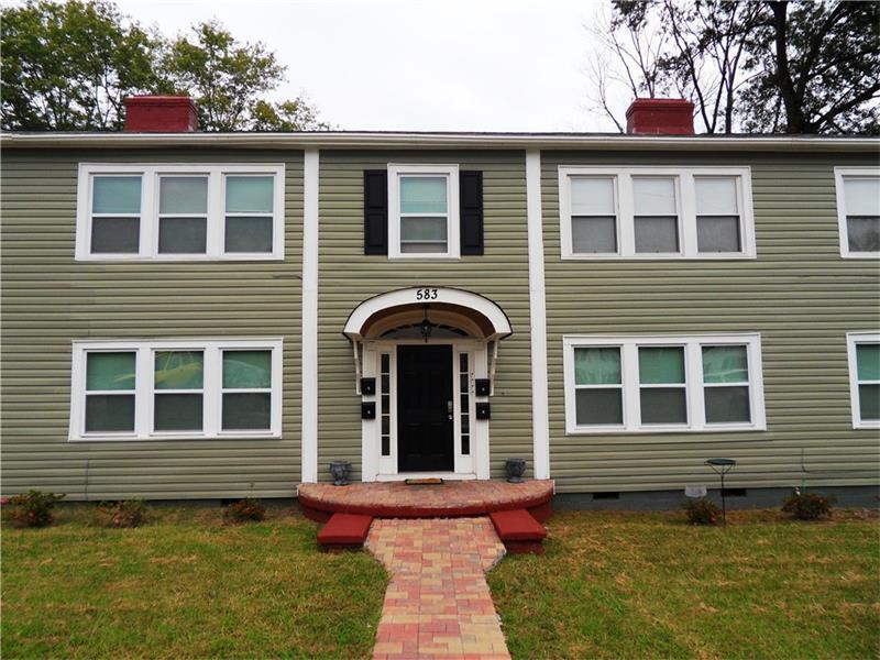 583 Colonial Circle SE #4, Marietta, GA 30060 (MLS #5743400) :: North Atlanta Home Team