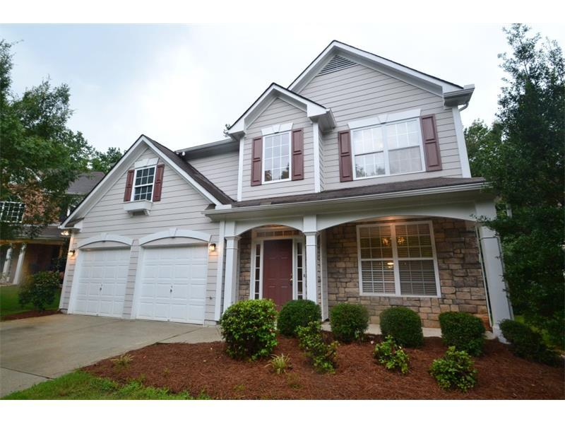 3555 Reservoir Pass #3555, Acworth, GA 30101 (MLS #5743450) :: North Atlanta Home Team