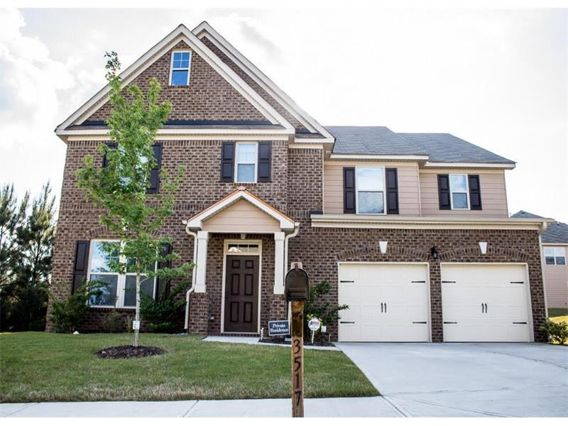 3517 Elk Horn Trail, Atlanta, GA 30349 (MLS #5743490) :: North Atlanta Home Team