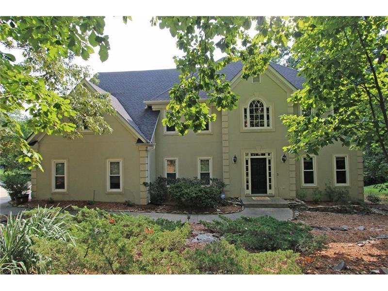786 Oak Trail Drive, Marietta, GA 30062 (MLS #5743662) :: North Atlanta Home Team