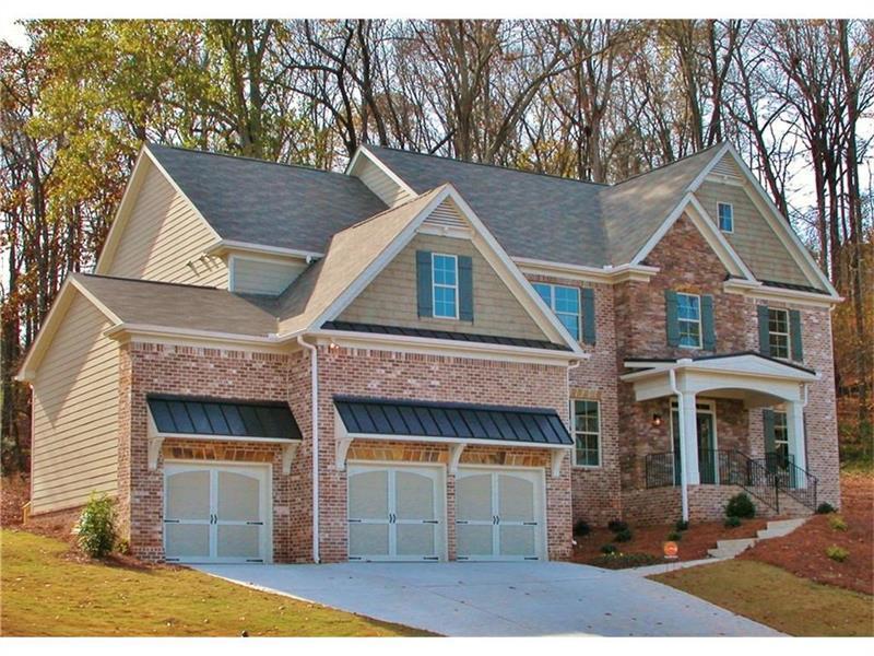 412 Waters Lake Trail, Woodstock, GA 30188 (MLS #5743701) :: North Atlanta Home Team