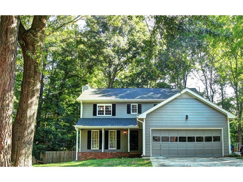 6307 Station Mill Drive, Peachtree Corners, GA 30092 (MLS #5743776) :: North Atlanta Home Team