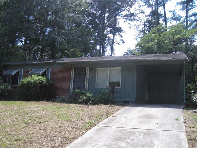 293 Bromack Drive SE, Atlanta, GA 30315 (MLS #5743911) :: North Atlanta Home Team