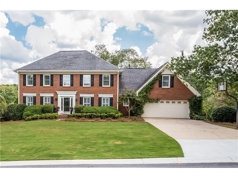5920 Ranger Court, Peachtree Corners, GA 30092 (MLS #5744010) :: North Atlanta Home Team