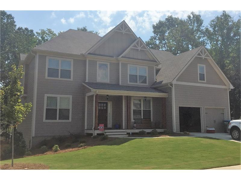 829 Hawkins Creek Drive, Jefferson, GA 30549 (MLS #5744051) :: North Atlanta Home Team