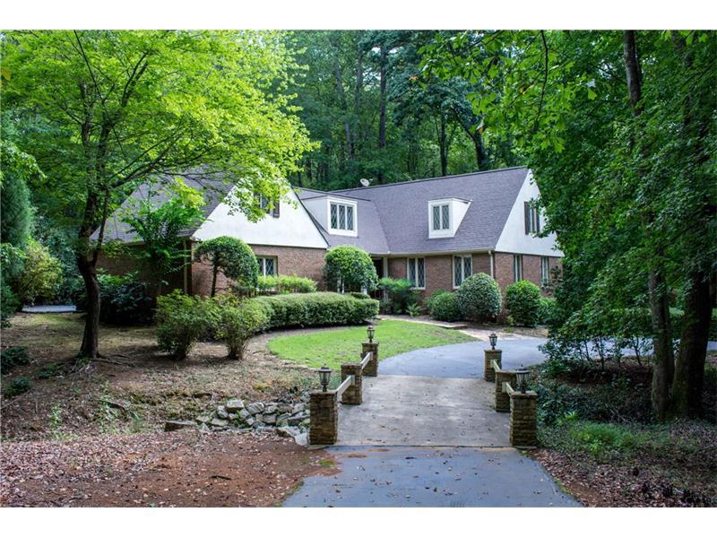 687 N Saint Marys Lane NW, Marietta, GA 30064 (MLS #5744059) :: North Atlanta Home Team