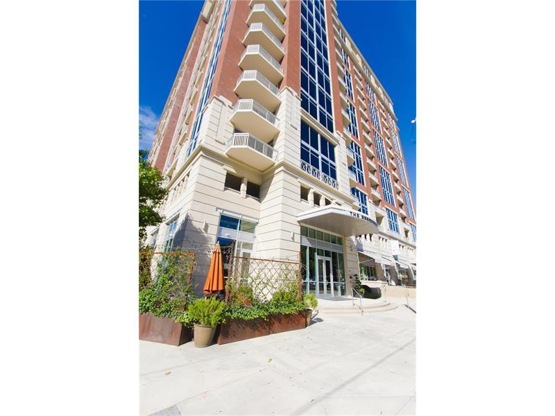 1820 Peachtree Street NW #407, Atlanta, GA 30309 (MLS #5744066) :: North Atlanta Home Team