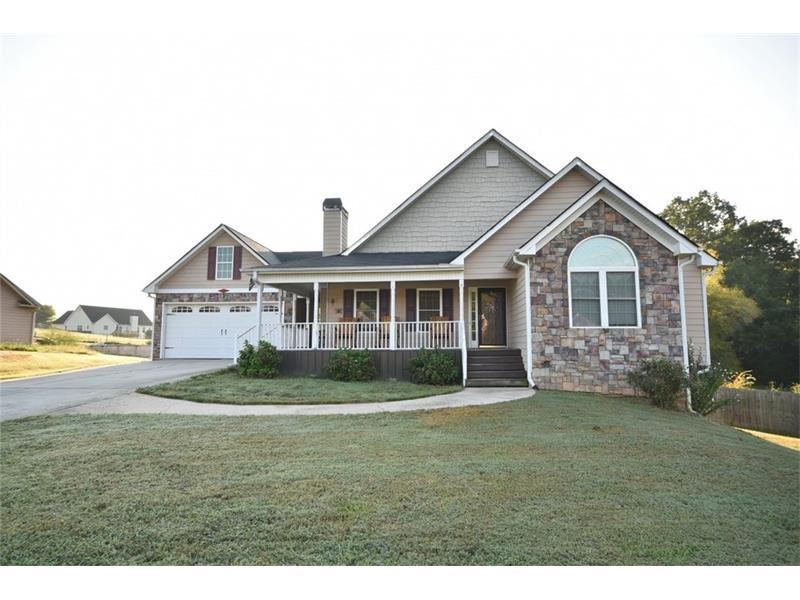71 Arthur Avenue, Jefferson, GA 30549 (MLS #5744217) :: North Atlanta Home Team