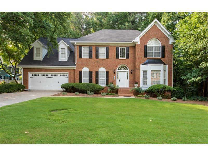 763 Old Paper Mill Drive #763, Marietta, GA 30067 (MLS #5744242) :: North Atlanta Home Team