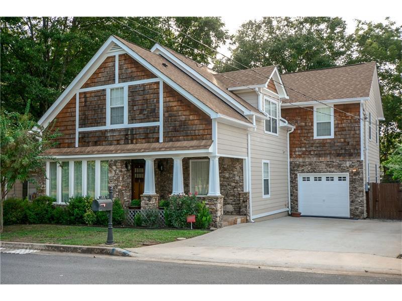 717 Arcadia Avenue, Decatur, GA 30030 (MLS #5744460) :: North Atlanta Home Team