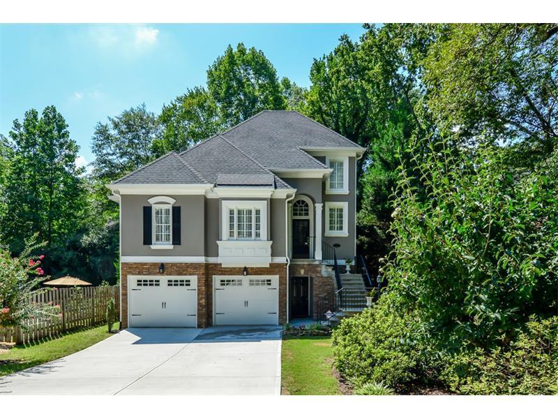 1303 Oaklawn Avenue NE, Brookhaven, GA 30319 (MLS #5744504) :: North Atlanta Home Team