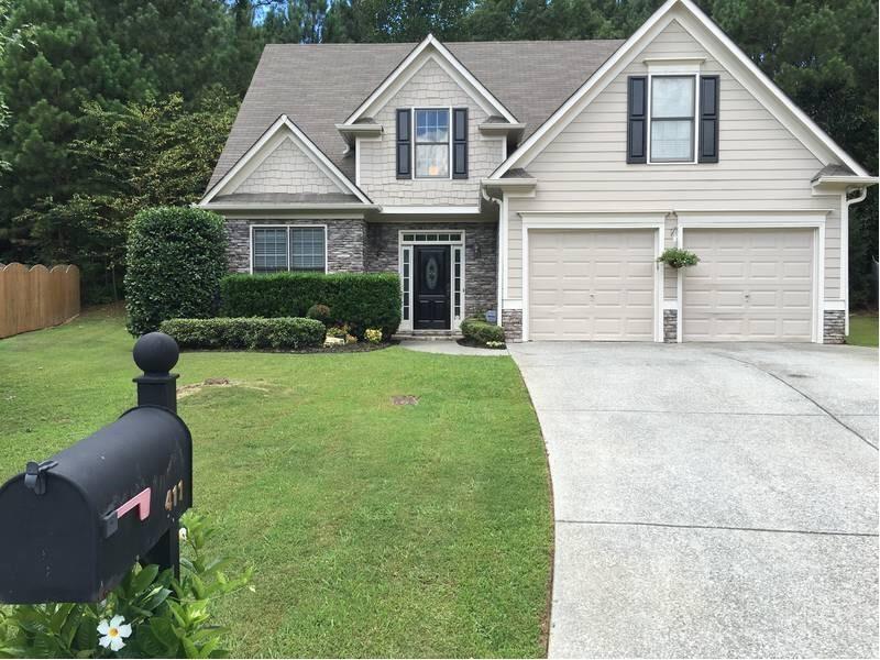 411 Azalea Cove, Canton, GA 30114 (MLS #5744538) :: North Atlanta Home Team