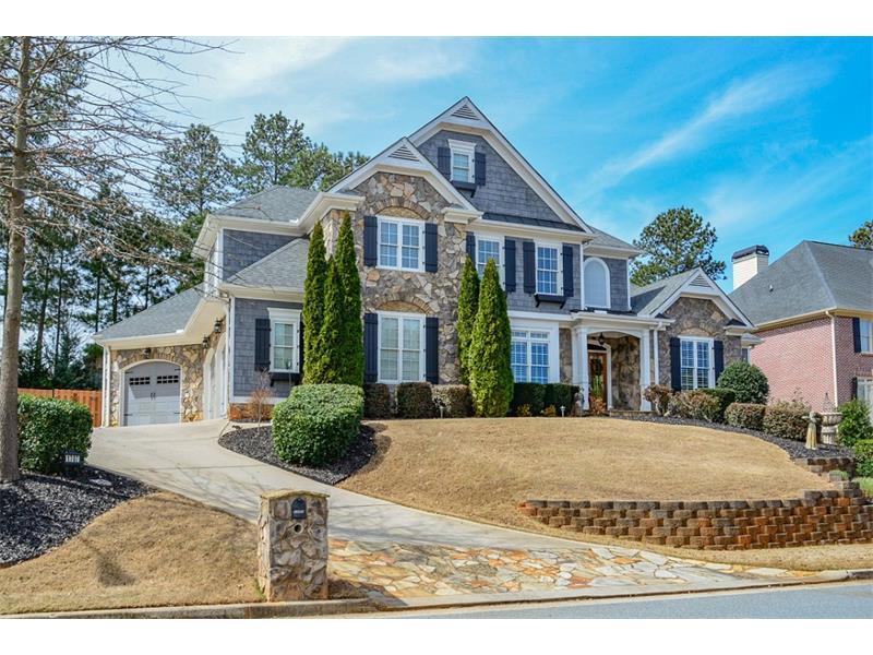 1707 Fernstone Terrace, Acworth, GA 30101 (MLS #5744655) :: North Atlanta Home Team