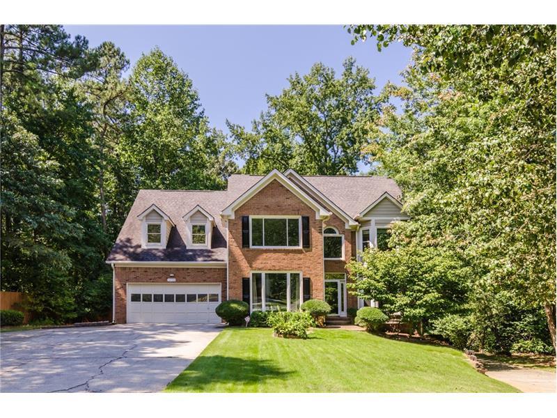 1290 Fontainebleau Court, Lawrenceville, GA 30043 (MLS #5744667) :: North Atlanta Home Team