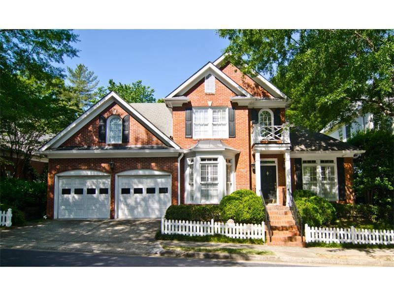 3115 Weston Place, Atlanta, GA 30327 (MLS #5744856) :: North Atlanta Home Team