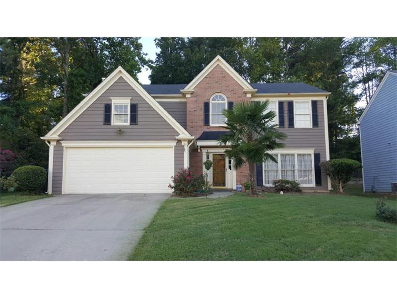 2220 Eagle Nest Bluff NW, Lawrenceville, GA 30044 (MLS #5744875) :: North Atlanta Home Team