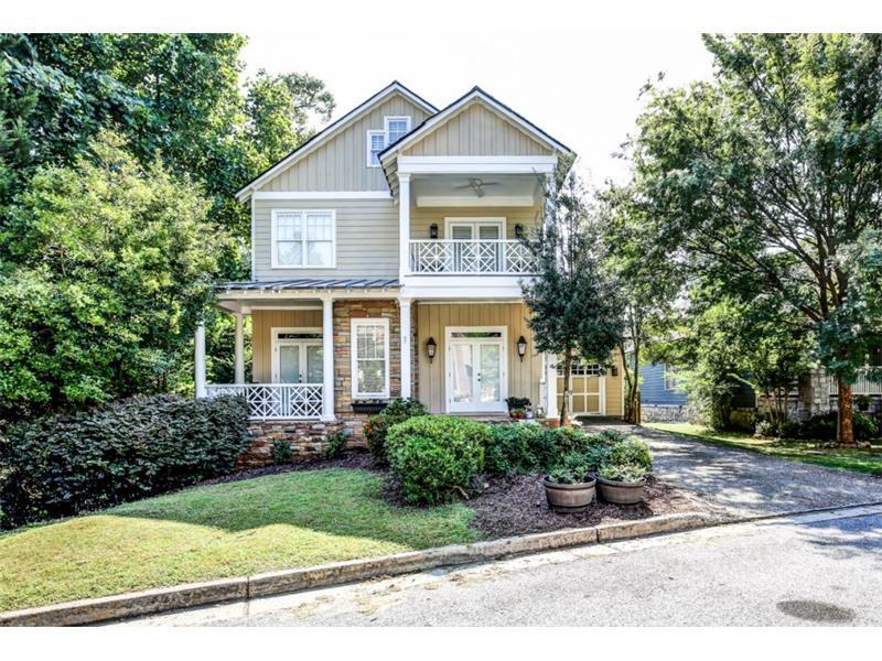 2550 Hazel Drive SE, Atlanta, GA 30316 (MLS #5744896) :: North Atlanta Home Team