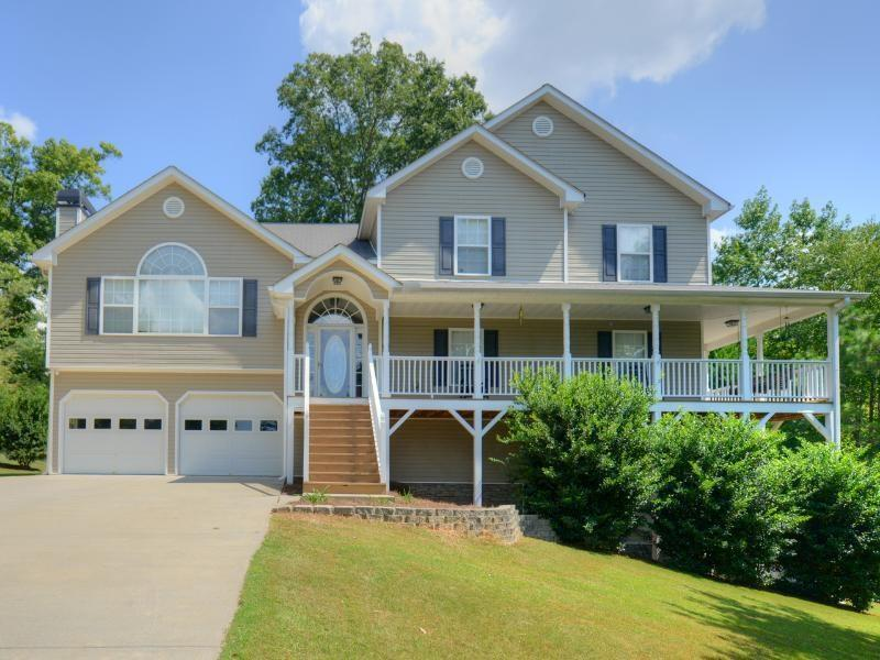 110 Heritage Oaks Drive, Ball Ground, GA 30107 (MLS #5744910) :: North Atlanta Home Team