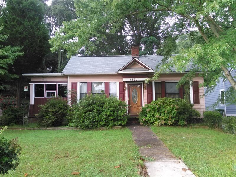 1321 SE Memorial Drive SE, Atlanta, GA 30317 (MLS #5745118) :: North Atlanta Home Team