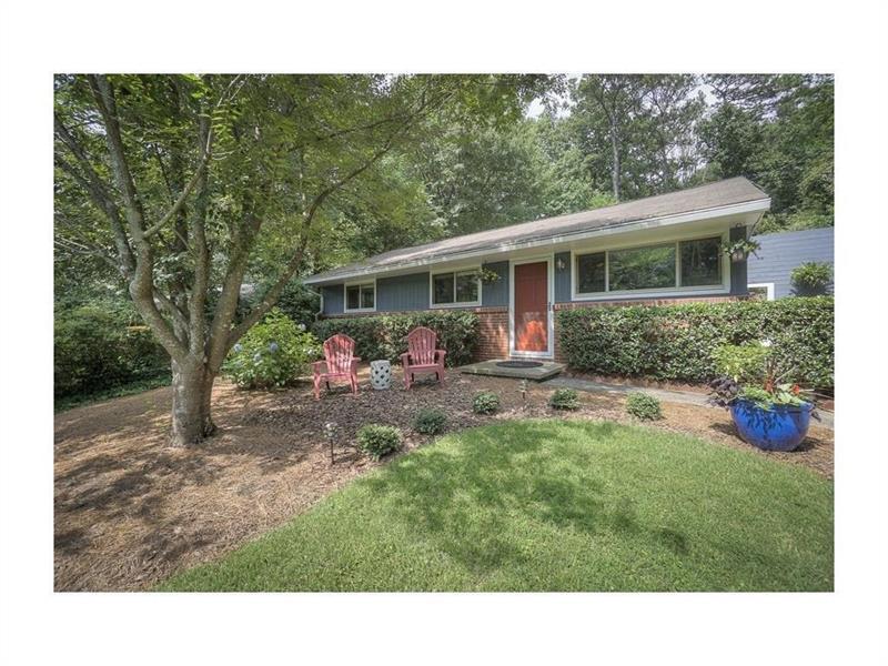 1278 Woodland Avenue NE, Atlanta, GA 30324 (MLS #5745131) :: North Atlanta Home Team