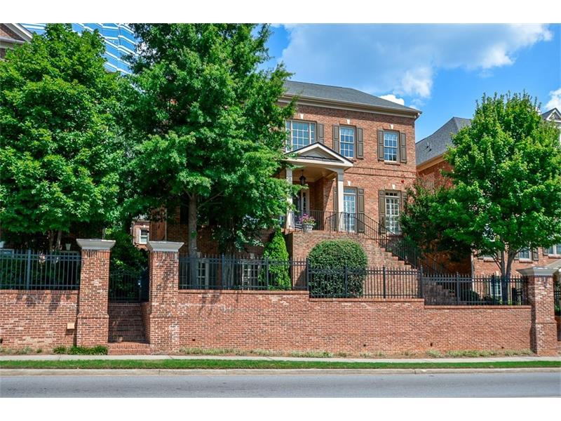 3533 Preserve Drive SE, Atlanta, GA 30339 (MLS #5745196) :: North Atlanta Home Team