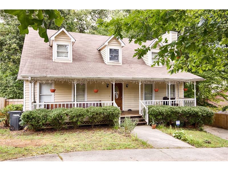 4818 E Ponce De Leon Avenue, Stone Mountain, GA 30083 (MLS #5745285) :: North Atlanta Home Team