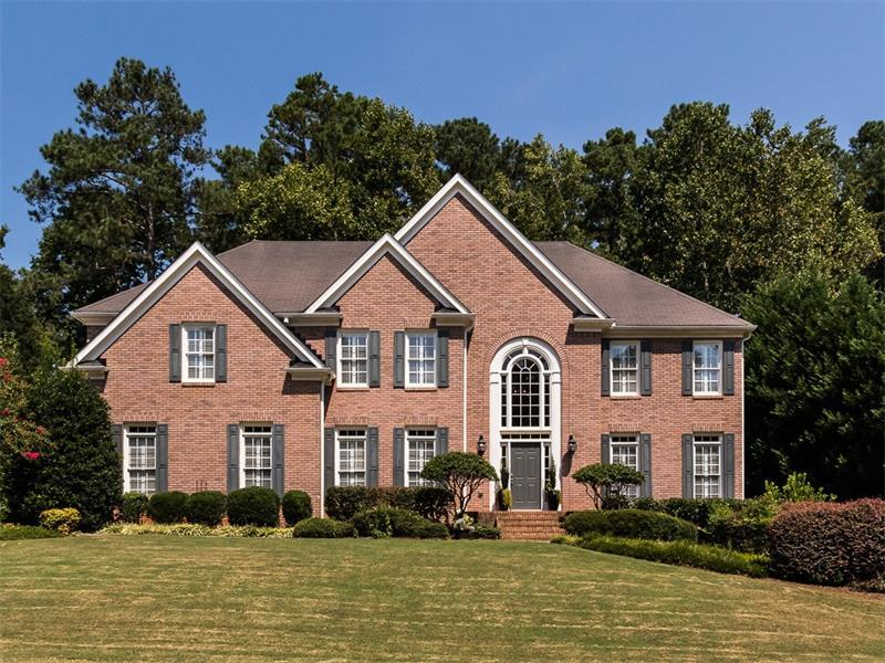 122 Laurel Ridge Drive, Alpharetta, GA 30004 (MLS #5745295) :: North Atlanta Home Team