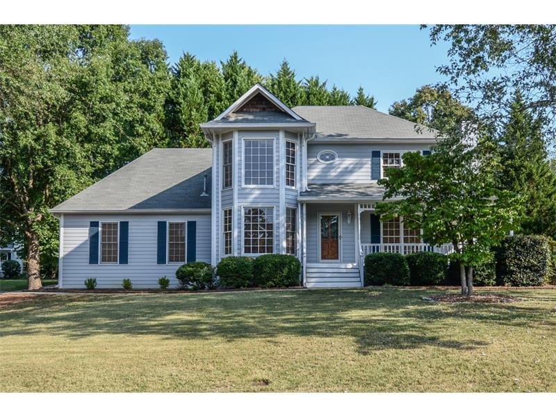 1594 Twelve Oaks Circle, Snellville, GA 30078 (MLS #5745369) :: North Atlanta Home Team