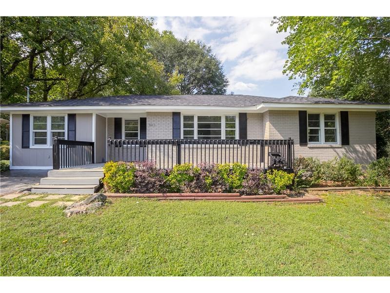 883 Wd Anderson Road, Marietta, GA 30066 (MLS #5745460) :: North Atlanta Home Team