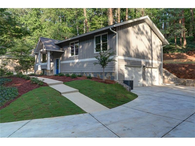 360 Earlston Drive, Sandy Springs, GA 30328 (MLS #5745471) :: North Atlanta Home Team