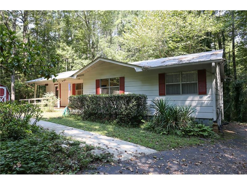 6271 Kemp Drive, Acworth, GA 30102 (MLS #5745474) :: North Atlanta Home Team